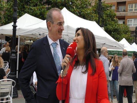 Inaugurada la nueva sede de la Asociación Nacional Contra el Cancer de Torrelavega