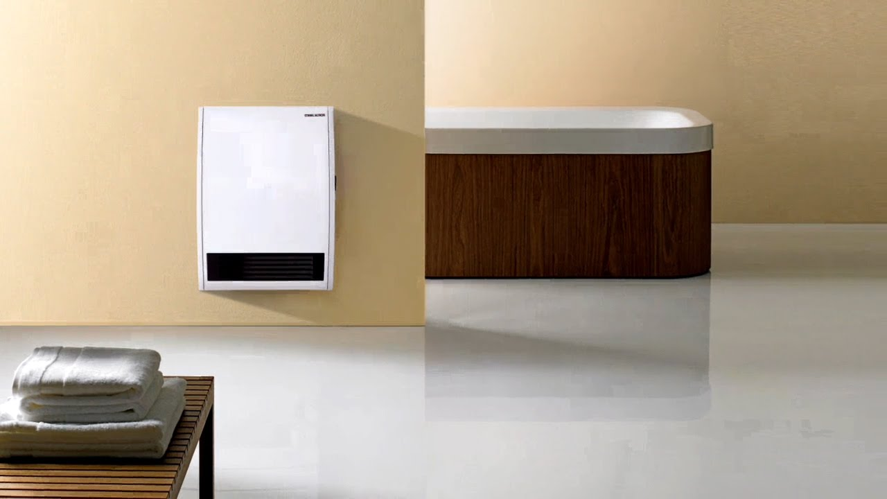 Wallmounted Electric Space Heaters