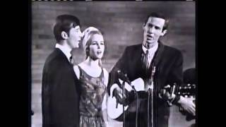 Michelle Phillips, John Phillips, Denny Doherty, New Journeymen