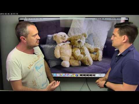LIVE despre AR, VR și alte tehnologii SF cu Dragoș Stanca