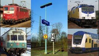 Fuhren Züge früher pünktlicher? Ein pünktueller Einst-und-jetzt-Vergleich