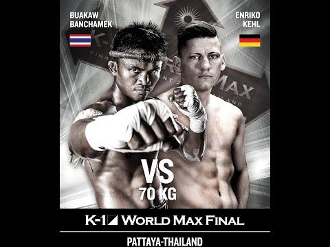K-1 MAX 2014 Final : Buakaw Banchamek vs Enriko Kehl