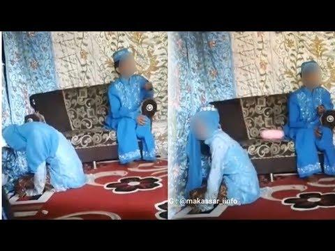 Viral Video Pengantin Wanita Menangis Minta Pulang Saat Resepsi, Tak Siap Menikah Karena Dijodohkan