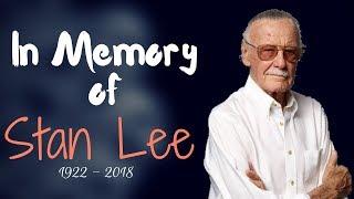 فيلمر يتحدّث |  في ذكرى ستان لي | in Memory of Stan Lee