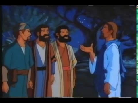 Bibbia in cartone la storia della pasqua youtube
