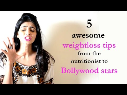 <div>5 Weightloss Tips From Bollywood's Nutritionist</div>