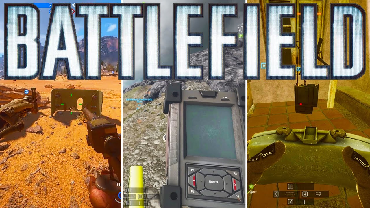 TOP 5 most annoying and pointless gadgets in Battlefield history thumbnail