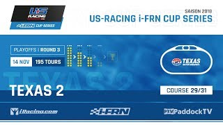 US Racing i-FRN Cup Series 2018 - Course 29/31 : Texas