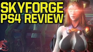 Skyforge Review After 100+ hours - YOU SHOULD TRY IT (Skyforge gameplay - Skyforge PS4 gameplay)