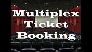 Design Online Movie Ticket Booking Project in ASP.NET Core 1/10