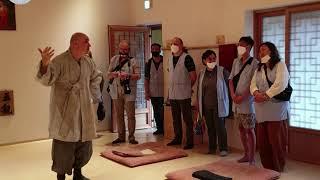 Экскурсия в монастырь Хвагеса (화계사)