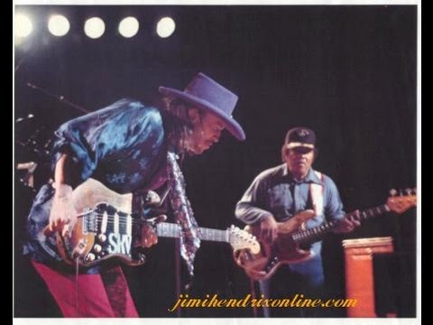 The story of Stevie Ray Vaughan's jam w/Billy Cox
