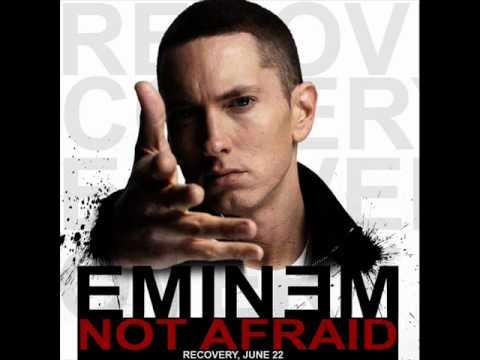 Eminem - Not Afriad [EXPLICIT]
