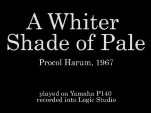 f34beb5c9c01 A Whiter Shade of Pale (instrumental) - YouTube