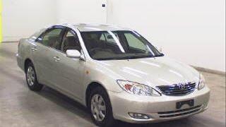 видео Запчасти для Toyota Camry (Тойота Камри)