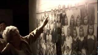 Návštěva Vítězslava Jandáka památníku Lidice