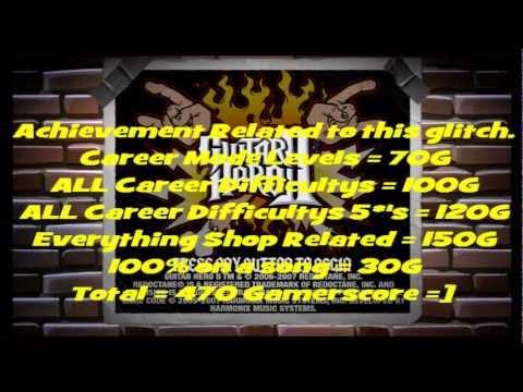 guitar hero 2 ultimate achievement glitch tutorial for 470g total rh youtube com Guitar Hero 2 Soundtrack Play Guitar Hero 2