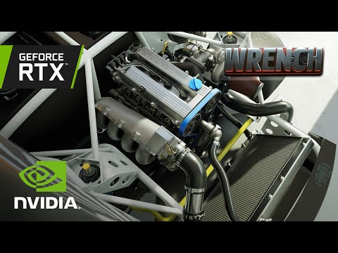 Wrench with RTX | Available Now