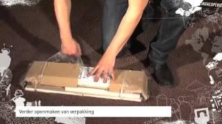Design radiator tempo installatie