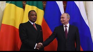 Congo-Brazzaville : Mais que cache le voyage de Sassou en Russie?