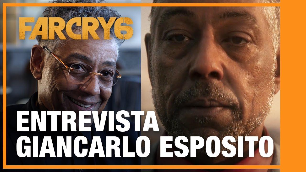 Far Cry 6 - Conoce a Antón Castillo | Entrevista a Giancarlo Esposito