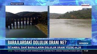 Barajlardaki doluluk oranı ne?