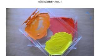Нетрадиционная техника рисования в детском саду (тычок и печать)