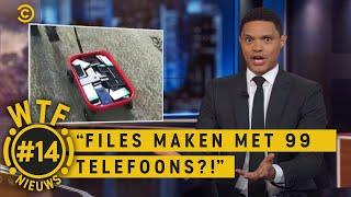 Files in Duitsland door telefoons?! - WTF NIEUWS #14 - The Daily Show