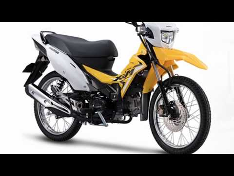 The All-New 2019 Honda XRM 125 DS
