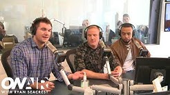 Real-Life Heroes From 'The 15:17 to Paris' Tell Their Story  | On Air with Ryan Seacrest