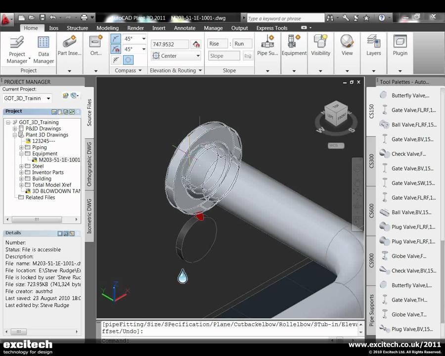Purchase AutoCAD Plant 3D 2011