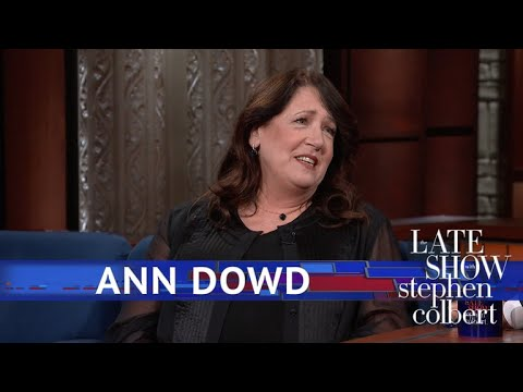 Ann Dowd's Reaction To Her Reaction At The Emmys