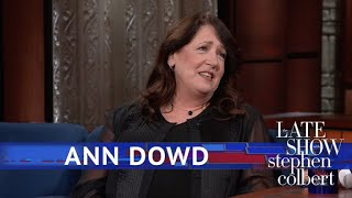 Download Ann Dowd's Reaction To Her Reaction At The Emmys Mp3 and Videos