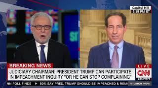 CNN - Raskin Discusses Mark Sandy, Philip Reeker Transcripts