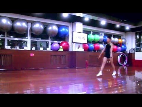 Sport aerobic of mongolia