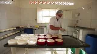 Cozinha Brasileira Senac - Queijo da Serra da Canastra