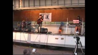2012年「小木港まつり」花火大会前のライブステージの映像です。 【...