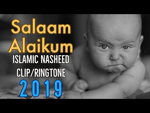 Salaam Alaikum - Islamic Ringtone 2019 (Vocal only)