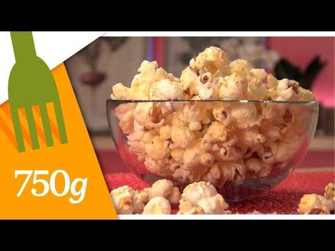 Recette de Popcorn salé - 750 Grammes