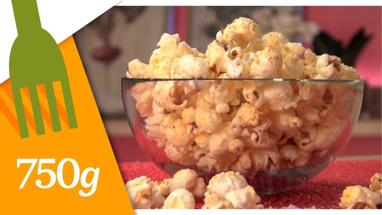 Recette De Popcorn Sale 750g Youtube