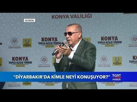 """Cumhurbaşkanı Erdoğan: """"İşçi Kıyımlarına Bizim de Yapacaklarımız Var"""""""