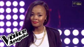 """Preciosa Widney interpreta """"Man Down"""" / The Voice Angola 2015/ Show ao Vivo 1"""