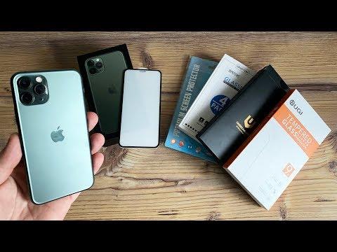 Apple IPhone 11, Pro & Max Panzerglas – Alle 4 Varianten Im Test