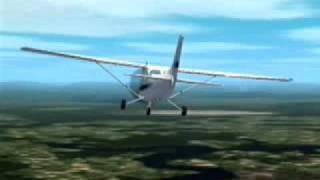 Microsoft Flight Simulator 2002 - Keyboard and Joystick - Part 1