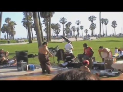 22/23 USA Travel Venice Beach-California(On the Road) pesaro