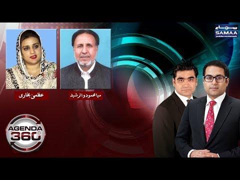 Agenda 360 | SAMAA TV | 20 June 2018
