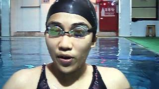 Demonstrative speech--How to breathe underwater