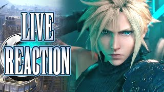 TheNightSkyPrince Reacts to Final Fantasy VII Remake Opening