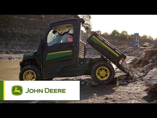 Pojazdy użytkowe John Deere - Skrzynia załadunkowa