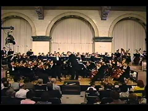 Philadelphia Youth Orchestra - Pt 4 Aaron Copland - A Lincoln Portrait